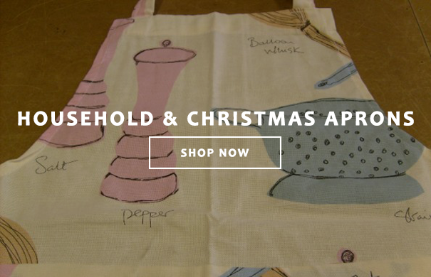 Household & Christmas Aprons
